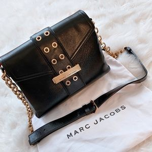 BRAND NEW Marc Jacobs Lock & Strap Crossbody